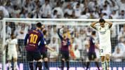 Lionel Messi, Sergio Reguilon, FC Barcelona, Real Madrid, Barca, Classico