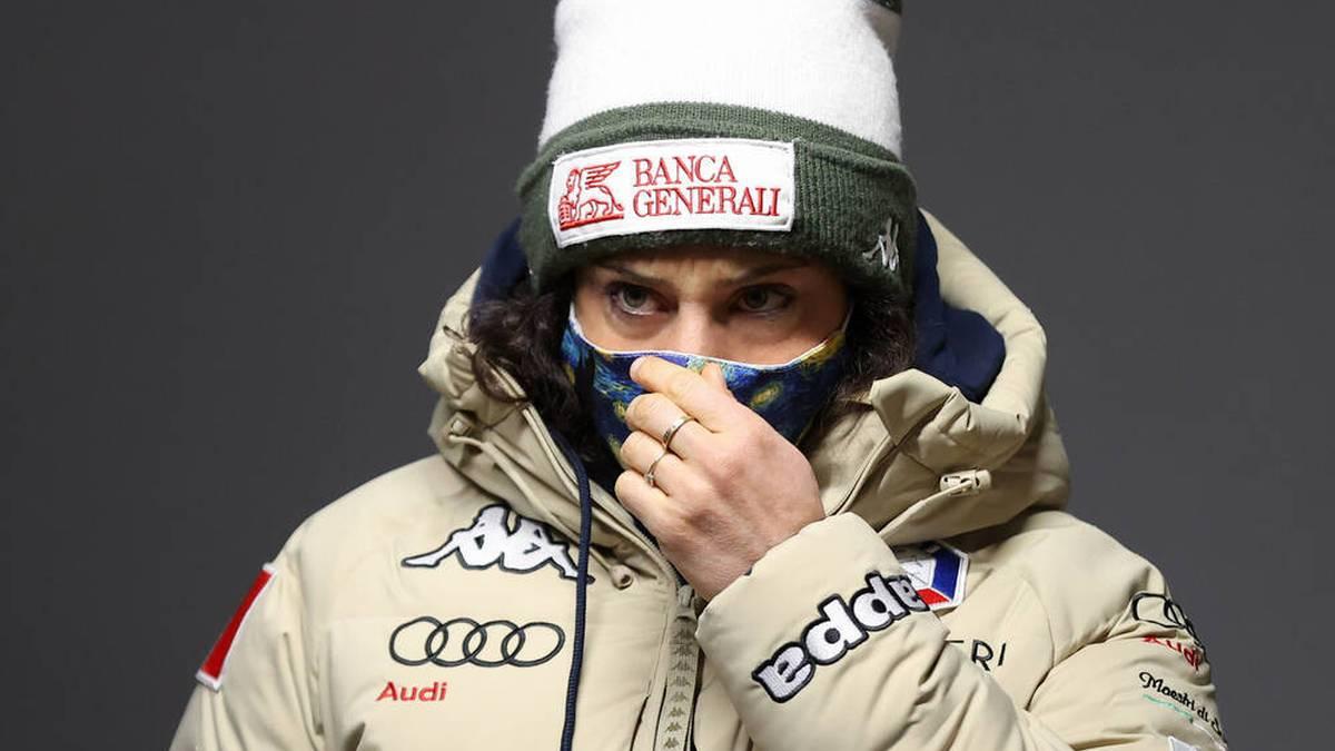 Skistar Federica Brignone wehrt sich gegen eine generelle Team-Quarantäne bei einem einzelnen Coronafall - wie im Fall der Schwedinnen