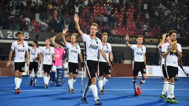 Deutschland gewann bei der Hockey-WM die ersten beiden Gruppenspiele