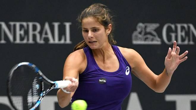 Julia Görges belegt vor den Australian Open den zwölften Weltranglistenplatz