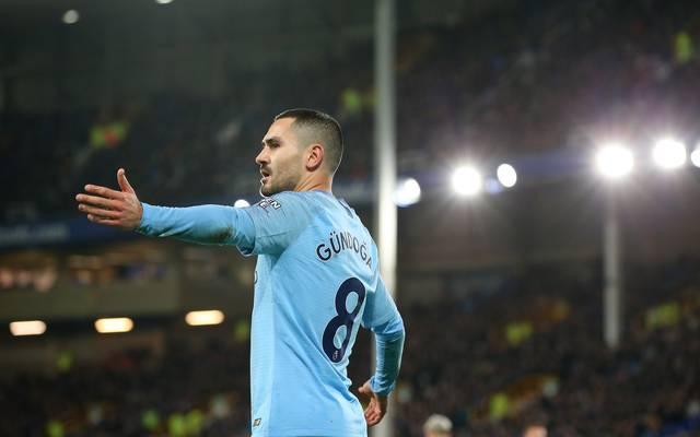 Ilkay Gundogan will mit Manchester City die Champions League gewinnen