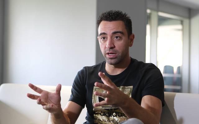 Xavi lässt seine Karriere in Katar ausklingen