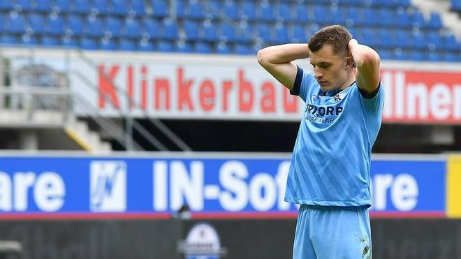 Der VfL Bochum kassiert eine deutliche Niederlage beim SC Paderborn