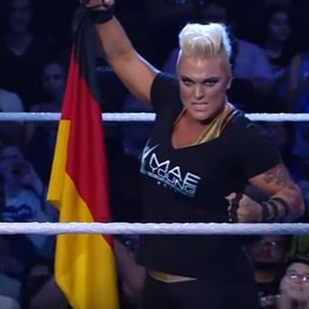 Deutsche Wrestlerin verlässt WWE