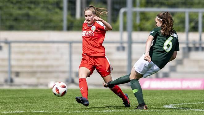 1. FFC Frankfurt II v VfL Wolfsburg II - 2. Frauen Bundesliga