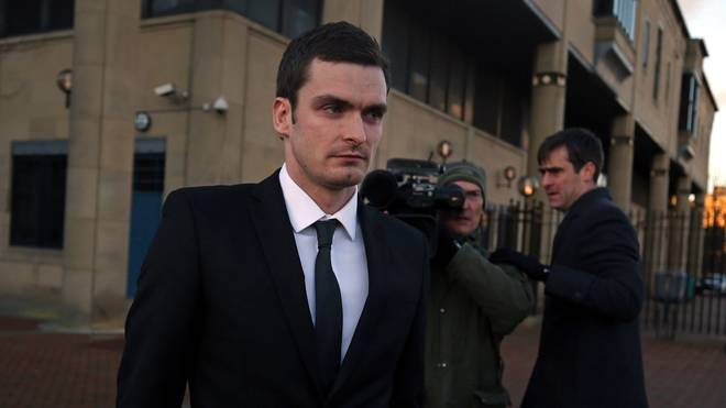 Child Sex Trial Of England And Sunderland Football Player Begins