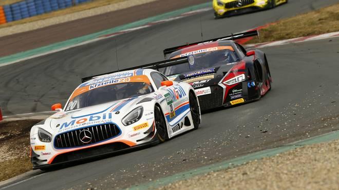 Mercedes-AMG beim ADAC GT Masters