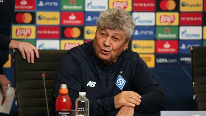 Dynamo Kiews Mircea Lucescu ist nun ältester Coach in der Champions League