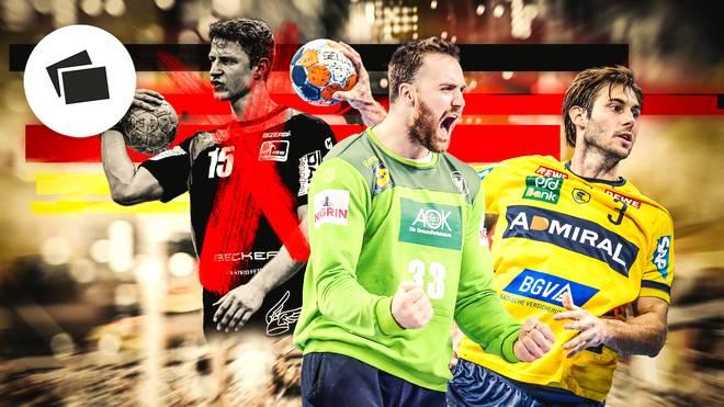 Der vorläufige deutsche Kader für die Handball-EM steht fest