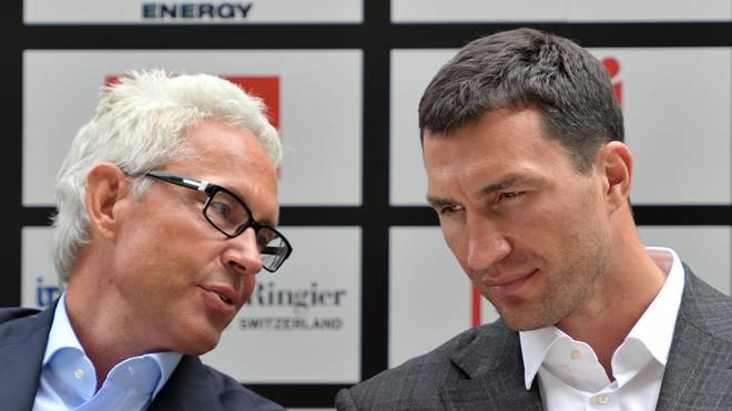 Wladimir Klitschko v Tony Thompson - Press Conference