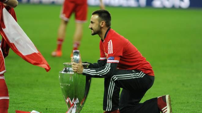 Diego Contento gewann 2013 mit dem FC Bayern die Champions League
