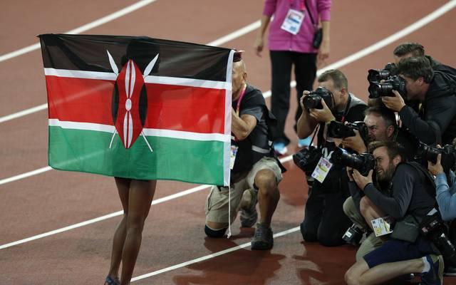 Kenia hat nach der umstrittenen Testosteron-Regel zwei Sprinterinnen für die World Relays gestrichen