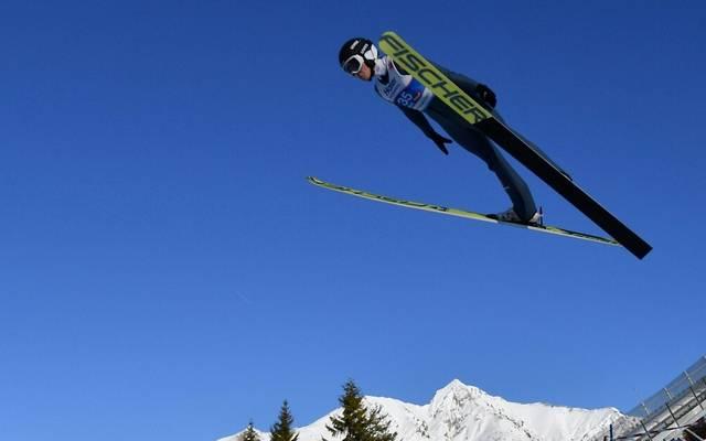 Anna Rupprecht landete als beste Deutsche auf Platz acht