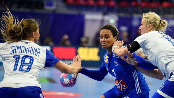 Weltmeister Frankreich kassierte zum EM-Auftakt im eigenen Land eine Niederlage