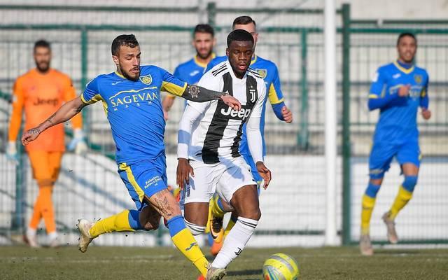 Idrissa Toure spielt inzwischen für Juventus in der italienischen Serie C