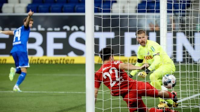Der 1. FC Köln ging auch bei der TSG Hoffenheim als Verlierer vom Feld