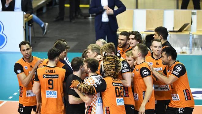 Die Berliner greifen nach der nächsten Meisterschaft