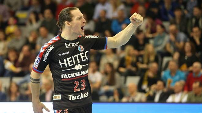 Ole Rahmel wechselt in der kommenden Saison zum THW Kiel