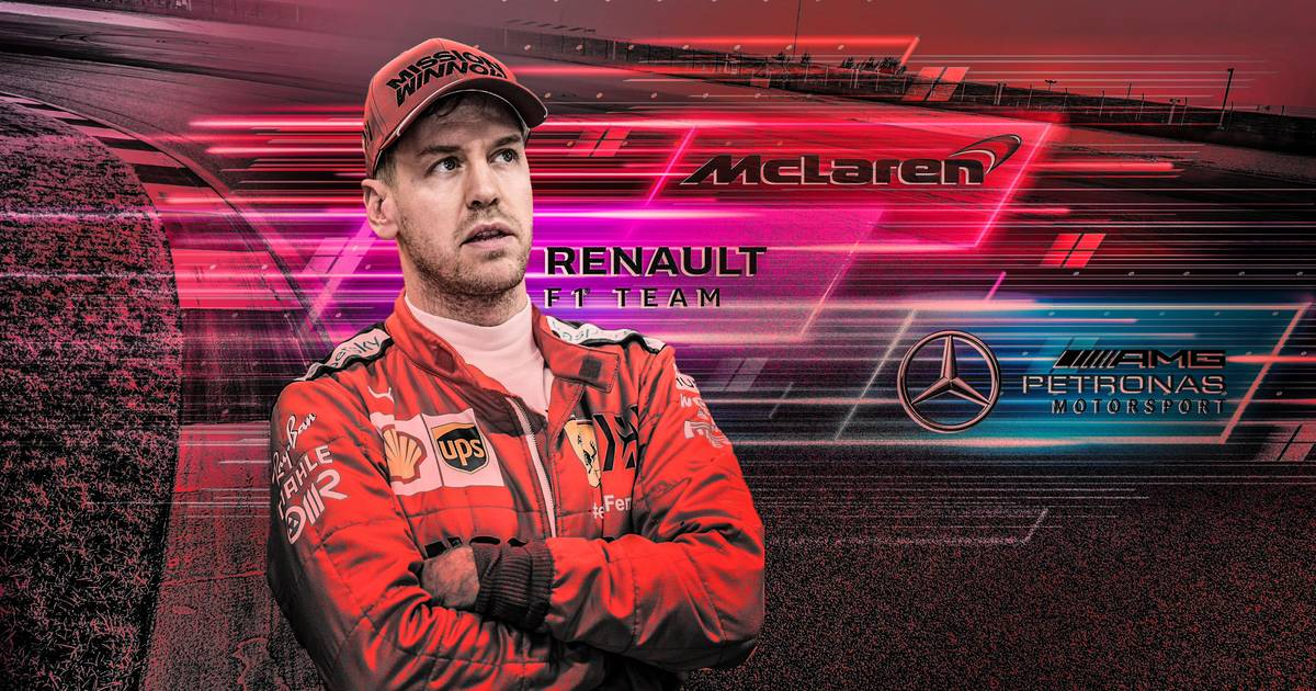 Photo of Sebastian Vettel verlässt Ferrari – seine Optionen mit Mercedes, McLaren | SPORT1
