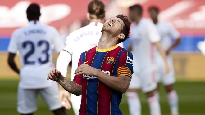 Lionel Messis Vertrag beim FC Barcelona läuft im kommenden Sommer aus