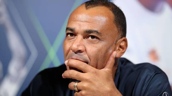 Cafu gewann 2002 mit Brasilien den WM-Titel