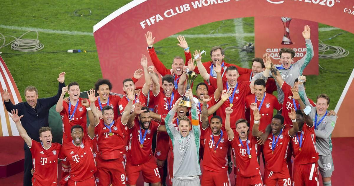 FC Bayern: Flick attackiert Politiker - schadet Klub-WM-Titel dem Meister? - SPORT1