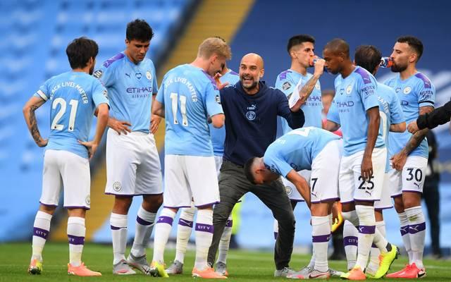 Der Meistertitel ist futsch, aber im Pokal hat City noch alle Chancen