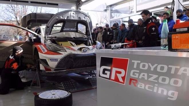 Toyota ging bei der Personalplanung in Monte Carlo übervorsichtig ans Werk