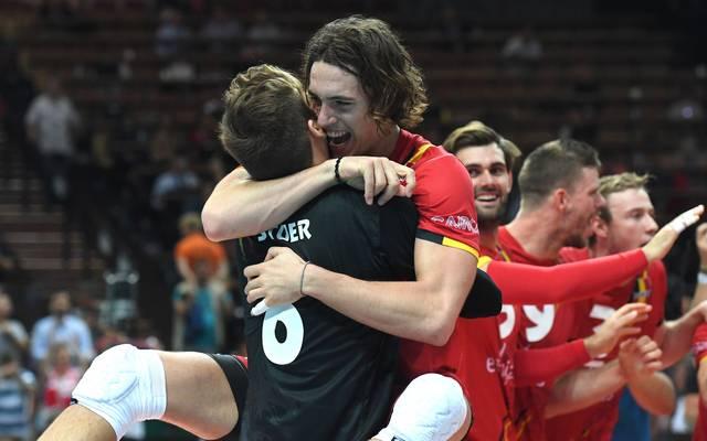 VOLLEYBALL-MENS-EURO-2017-BEL-FRA