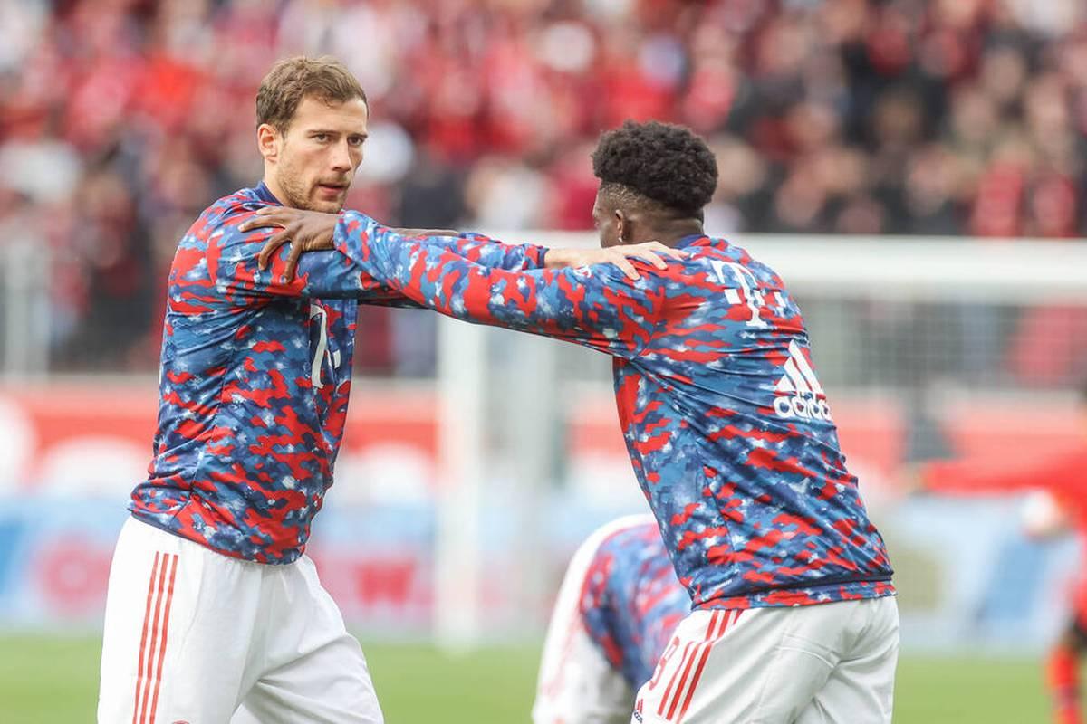 Leon Goretzka, Alphonso Davies und Sven Ulreich machen Fortschritte. Das Hoffenheim-Spiel kommt für die Bayern-Profis aber noch zu früh.