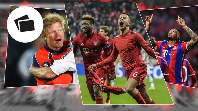 Nicht immer war ein Remis im Hinspiel ein gutes Omen für den FC Bayern München