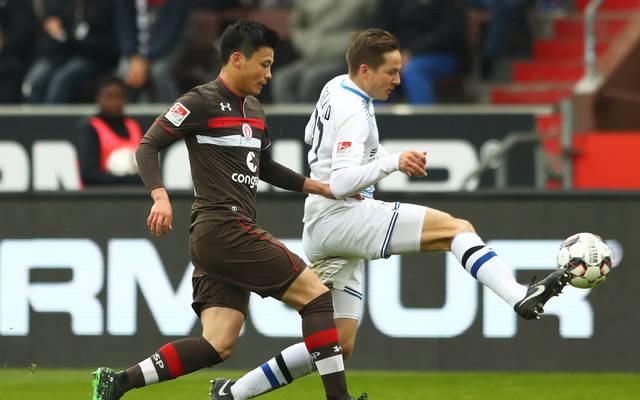 2. Bundesliga, Arminia Bielefeld, FC St. Pauli