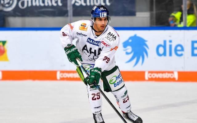Daniel Schmölz läuft künftig für die Nürnberg Ice Tigers auf