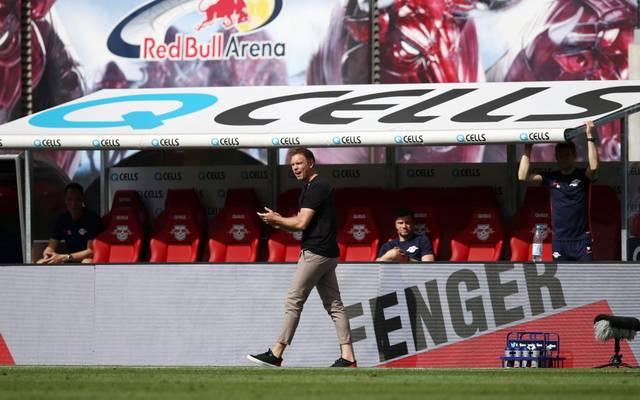 Julian Nagelsmann muss in der Champions League gegen Atlético ran