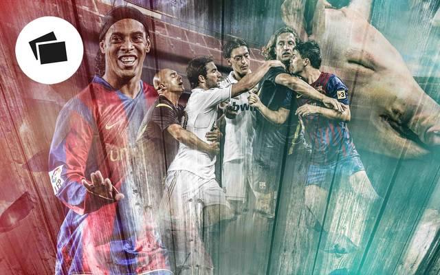 FC Barcelona, Real Madrid, La Liga, Primera Division, Spanien, Clasico