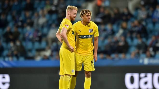 Beim VfL Osnabrück gab es zwei Corona-Fälle