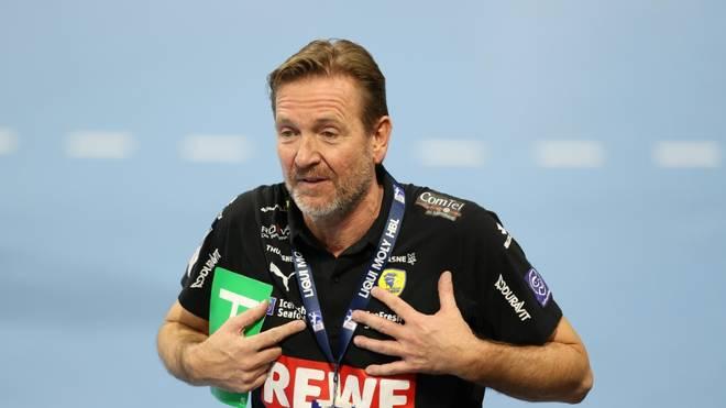 Ein Nachfolger für Trainer Schwalb bei den Löwen ist gefunden