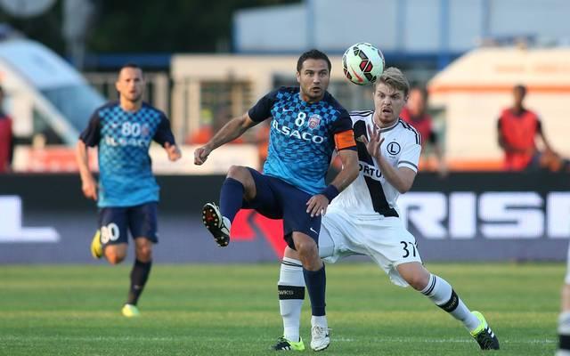 Marius Croitoru spielt beim FC Botosani in Rumänien