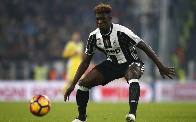 Moise Kean debütierte als 16-Jähriger für Juventus Turin in der Serie A