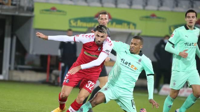 Der SC Freiburg und Borussia Mönchengladbach sind im Rennen um Europa dabei
