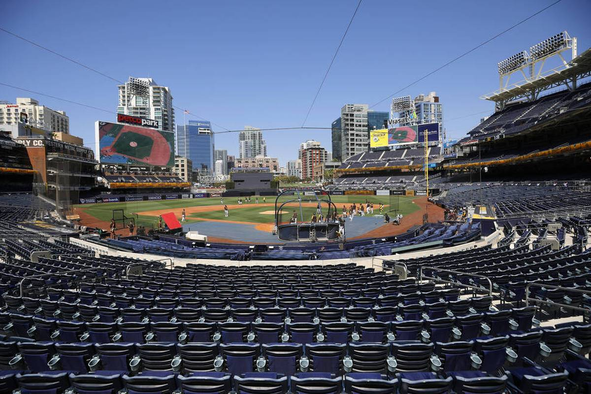 Vor dem MLB-Spiel zwischen den San Diego Padres und den Atlanta Braves kommt es zu einem fürchterlichen Drama.