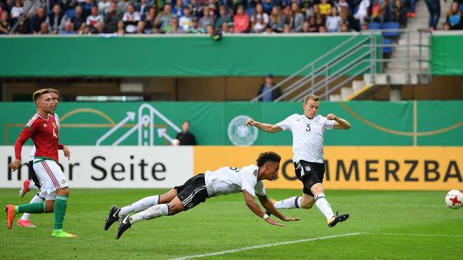 Germany U21 v Hungary U21 - International friendly match