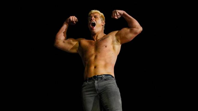 Cody Rhodes feierte bei AEW Dynamite sein TV-Comeback