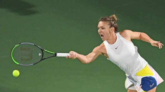 Simona Halep ist zweimalige Grand-Slam-Siegerin