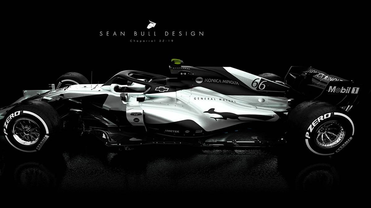 So könnte die Formel 1 2021 aussehen