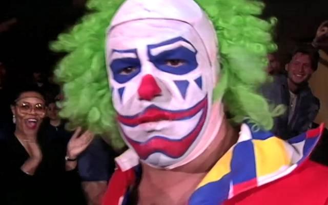 Matt Borne spielte bei der früheren WWF den bösen Original-Doink