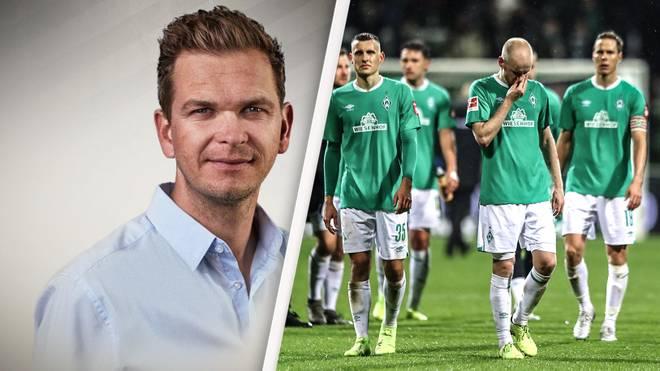 SPORT1-Kolumnist Tobias Holtkamp ist trotz des Klassenerhalts von Werder Bremen skeptisch für die neue Saison