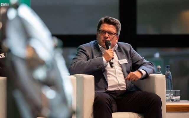 Werder-Präsident Hubertus Hess-Grunewald treiben die Polizeikosten um