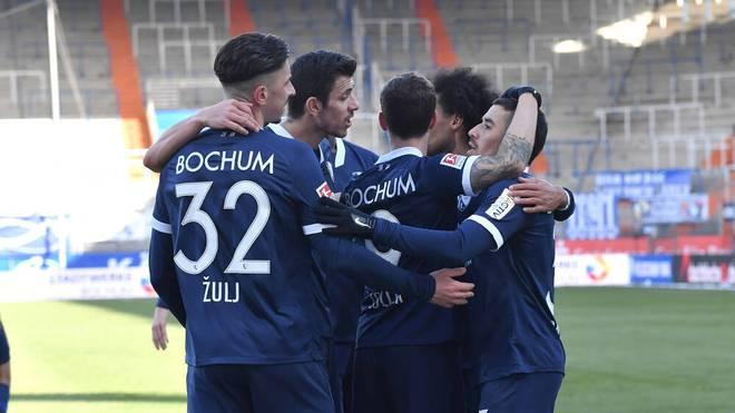 Der VfL Bochum hofft auf die langersehnte Rückkehr in die Bundesliga
