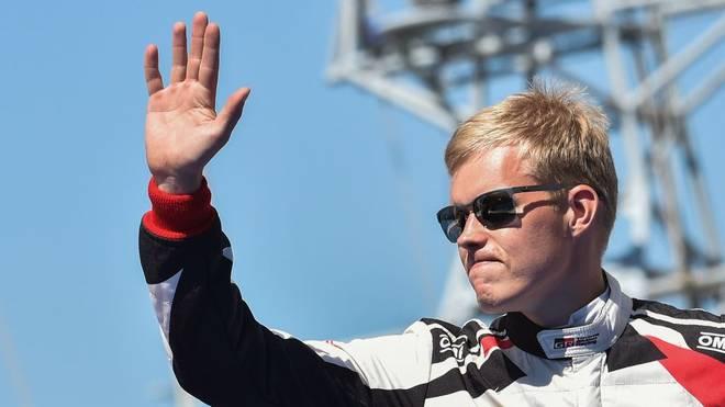 Ott Tänal könnte zum dritten Mal in Folge Weltmeister werden